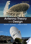 Antenna Theory And Design Book PDF
