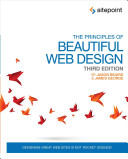 Cover of The Principles of Beautiful Web Design