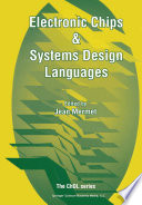 Electronic Chips   Systems Design Languages