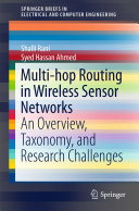 Multi hop Routing in Wireless Sensor Networks