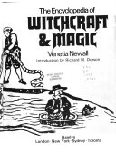 The Encyclopedia of Witchcraft   Magic