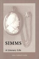 Simms  a Literary Life  p