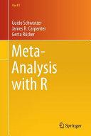 Meta Analysis with R