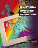 Educational Computing Foundations
