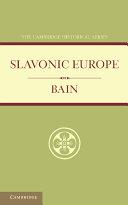 Slavonic Europe