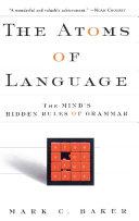 The Atoms Of Language Pdf/ePub eBook