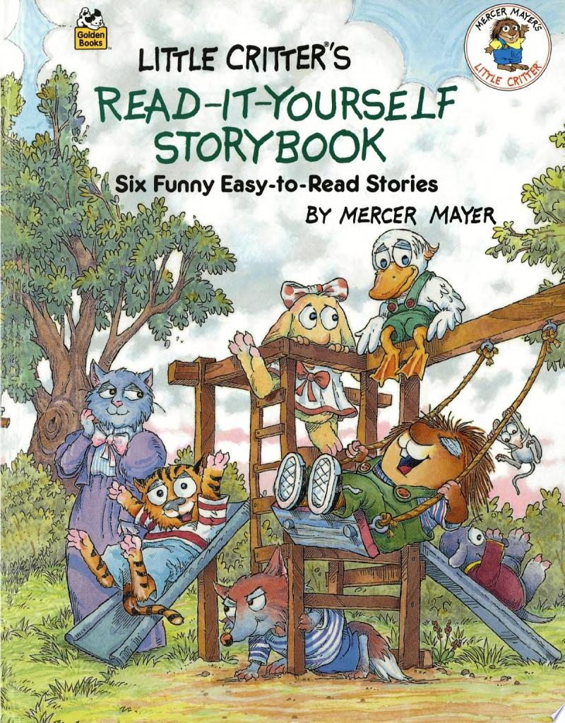 Little Critter s Read it yourself Storybook