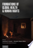 Foundations Of Global Health Human Rights Book PDF