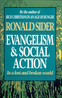 Evangelism and Social Action