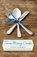 Pdf Three Many Cooks