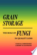 Grain Storage Book PDF