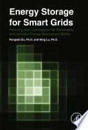 Energy Storage for Smart Grids Book