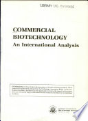 Commercial Biotechnology Book