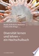 Diversität lernen und lehren – ein Hochschulbuch