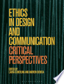 Ethics In Design And Communication Book PDF