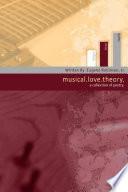 Musical Love Theory Book