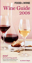 Food and Wine Wine Guide