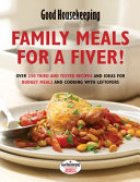 Family Meals for a Fiver