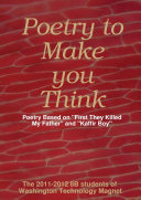 Poetry to Make You Think: Poetry Based on