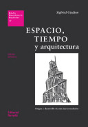 Espacio, tiempo y arquitectura (Edición definitiva)