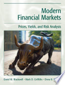 Modern Financial Markets Book PDF