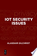Iot Security Issues Book