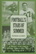 Football s Stars of Summer