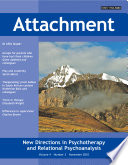 Home Forthcoming Attachment New Directions In Psychotherapy And Relational Psychoanalysis Vol 4 No 3