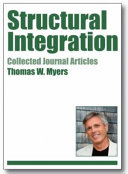 Structural Integration  the Collection of Journal Articles Book
