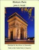 Pdf Historic Paris Telecharger