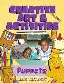 Creative Art   Activities  Puppets Book
