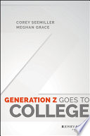 Generation Z Goes To College Book PDF