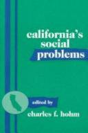 California s Social Problems Book