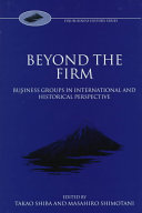 Pdf Beyond the Firm