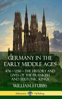 Germany in the Early Middle Ages