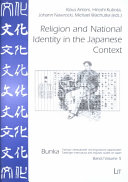 Religion and National Identity in the Japanese Context