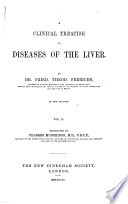 A Clinical Treatise on Diseases of the Liver