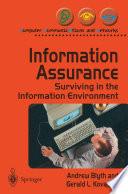 Information Assurance Book
