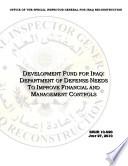 Development Fund for Iraq