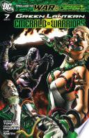 Green Lantern  Emerald Warriors  2010    7 Book