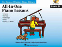 All-In-One Piano Lessons Book B: International Edition