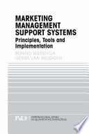 Marketing Management Support Systems