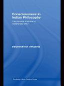 Consciousness in Indian Philosophy Pdf/ePub eBook