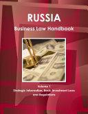 Russia Business Law Handbook