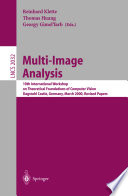 Multi Image Analysis Book PDF