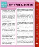 Joints and Ligaments  Speedy Study Guides