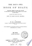 The Boy s Own Book of Boats