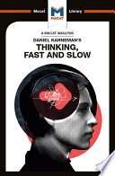Daniel Kahneman s Thinking  Fast and Slow Book
