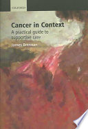 Cancer In Context Book PDF