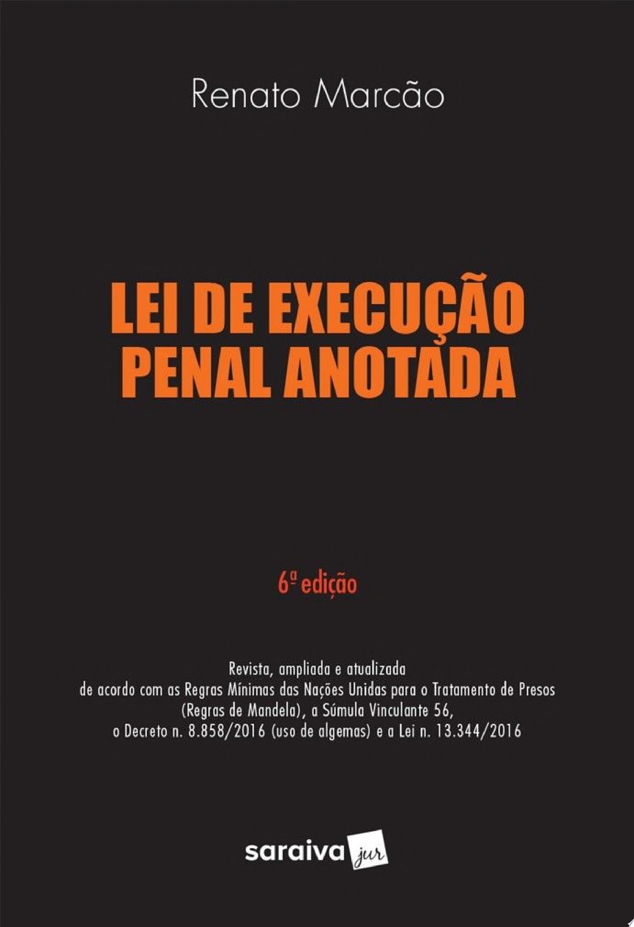 Lei de execu    o penal anotada   6ed